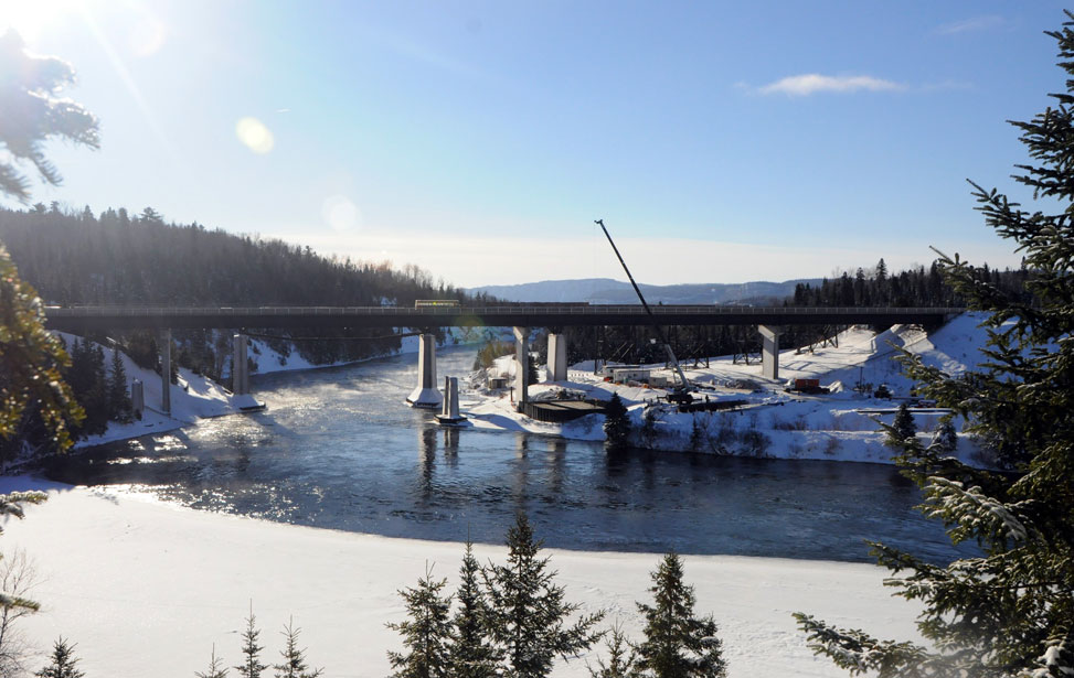 Nipigon River Bridge