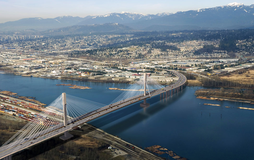 Port Mann River Bridge
